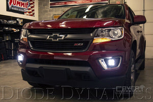 Stage Series 3 Sae/dot Type Gm Fog Light Kit Led