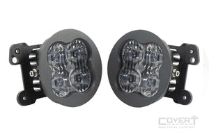 Stage Series 3 Sae/dot Type M Fog Light Kit Led