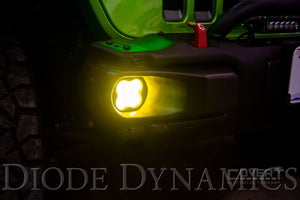 Stage Series 3 Sae/dot Type Mr Fog Light Kit Led
