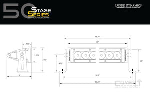 Stage Series 50 Light Bar Led
