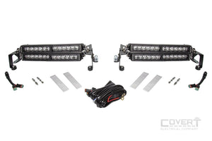 Stage Series Motorsports Led Bracket Kit Light
