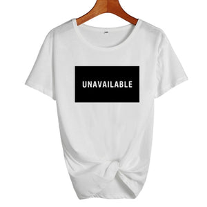 UNAVAILABLE T-Shirt