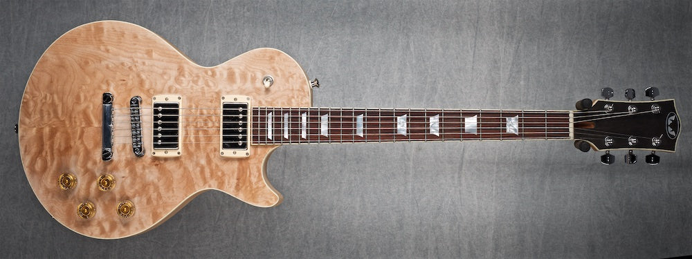 Lion Supreme - quilted maple top