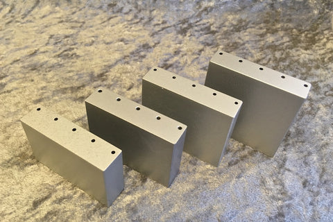 FatCat Guitar Components Fat Steel Block for Floyd Rose 42mm