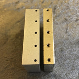 FatCat Guitar Components Fat Steel Block for Floyd Rose