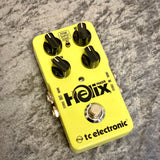 TC Electronic Helix Phaser pedal - ex DEMO