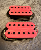 Oil City Masterwound Transonic pickup set.