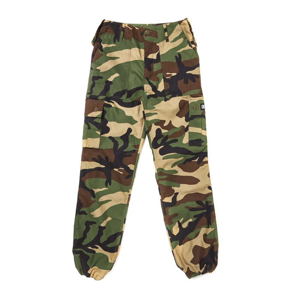 Cargos (Camo) - DEADNIGHT©