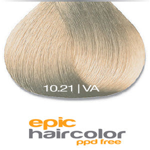 EPIC 10.21 | 10VA Violet Ash Lightest Blonde