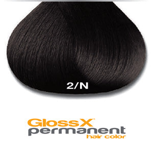 GlossX 2 | 2N Darkest Brown