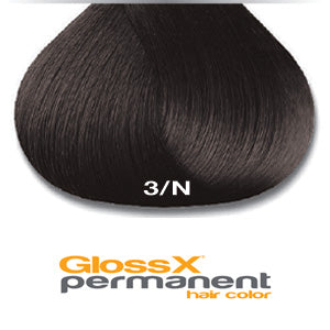 GlossX 3 | 3N Dark Brown