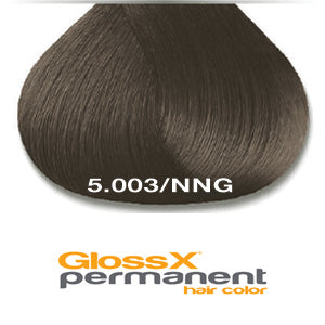 GlossX 5.003 | 5NNG Intense Warm Natural Light Brown