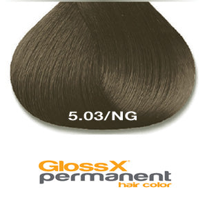 GlossX 5.03 | 5NG Warm Natural Light Brown