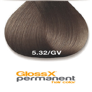 GlossX 5.32 | 5GV Gold Violet Light Brown