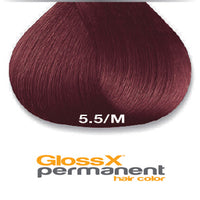 GlossX 5.5 | 5M Mahogany Light Brown