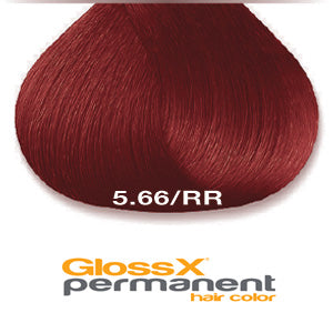 GlossX 5.66 | 5RR Intense Red Light Brown
