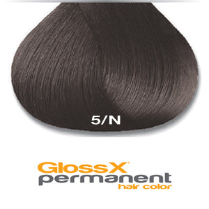 GlossX 5 | 5N Light Brown