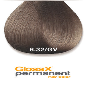 GlossX 6.32 | 6GV Gold Violet Dark Blonde
