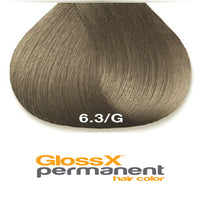 GlossX 6.3 | 6G Gold Dark Blonde