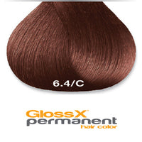 GlossX 6.4 | 6C Copper Dark Blonde