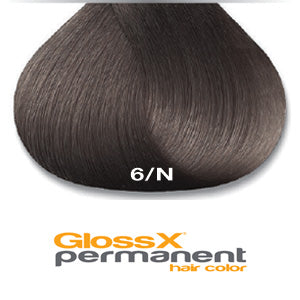 GlossX 6 | 6N Dark Blonde