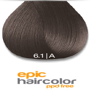 EPIC 6.1 | 6A Ash Dark Blonde
