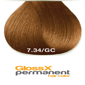 GlossX 7.34 | 7GC Gold Copper Blond