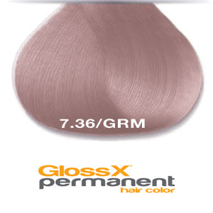 GlossX 7.36 | 7GRM Dark Glam Rose Metallic
