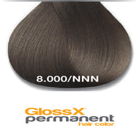 GlossX 8.000 | 8NNN Intense Natural Light Blonde