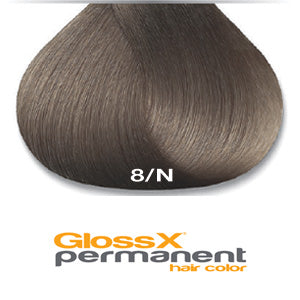 GlossX 8 | 8N Light Blonde