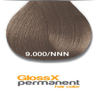 GlossX 9.000 | 9NNN Intense Natural Very Light Blonde