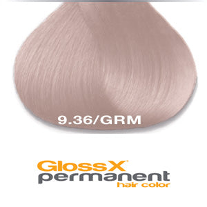 GlossX 9.36 | 9GRM Light Glam Rose Metallic