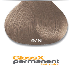 GlossX 9 | 9N Very Light Blonde