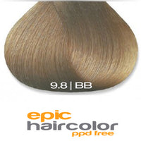 EPIC 9.8 | 9BB Intense Brown Very Light Blonde