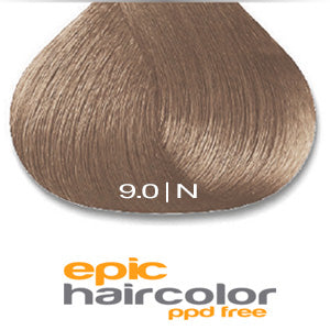 EPIC 9.0 | 9N Natural Very Light Blonde