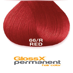 GlossX 66 | R Red