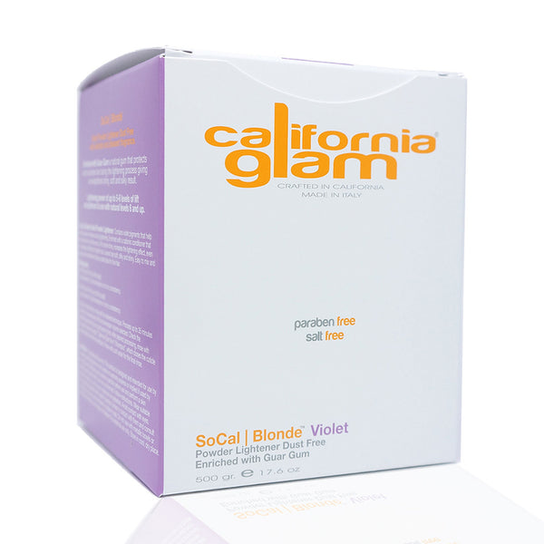 California Glam Violet Powder Lightener