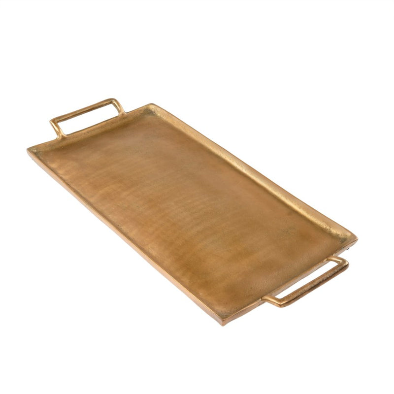 Nova Coffee Table Tray Large, Brass