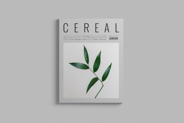 Cereal Magazine Volume 15
