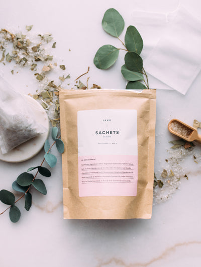Le Conquerant | Breathe Bath Sachet