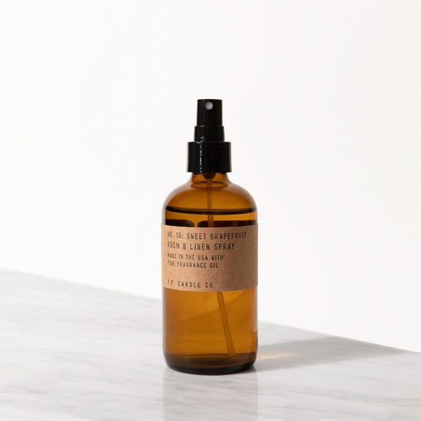 NO. 10 Sweet Grapefruit - Room + Linen spray 7.75 oz