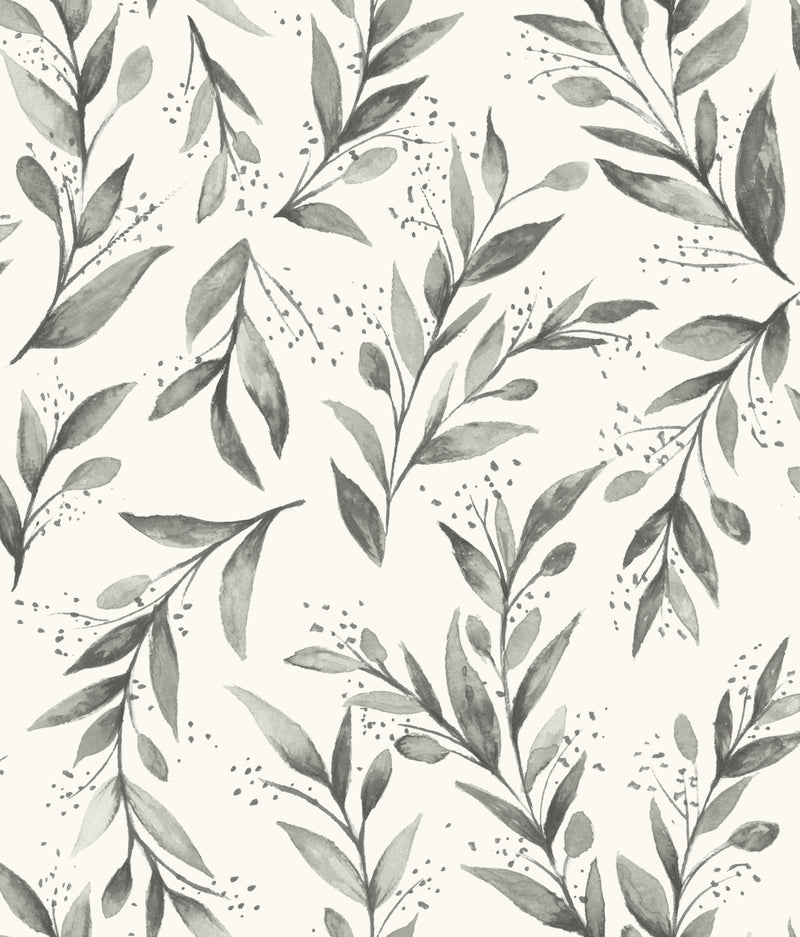 Olive Branch - Magnolia Home II Wallpaper