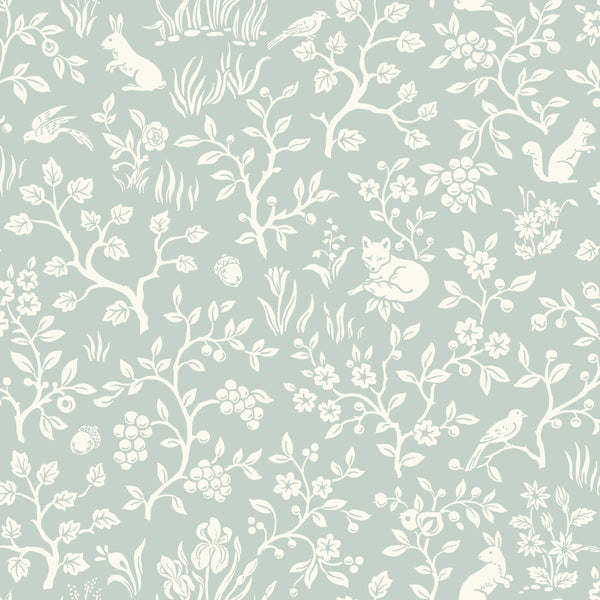 Fox & Hare - Magnolia Home Vol.3 Wallpaper