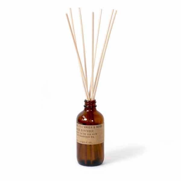 NO.11: Amber & Moss Reed Diffuser
