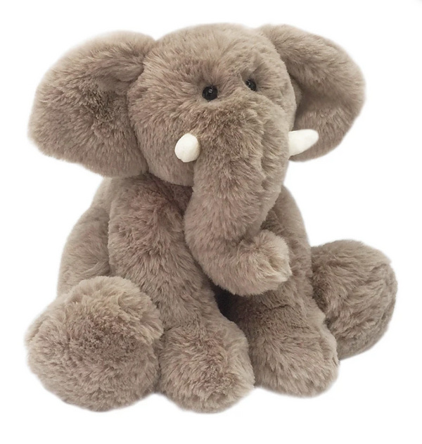 'OLIVER' Elephant Plush Toy