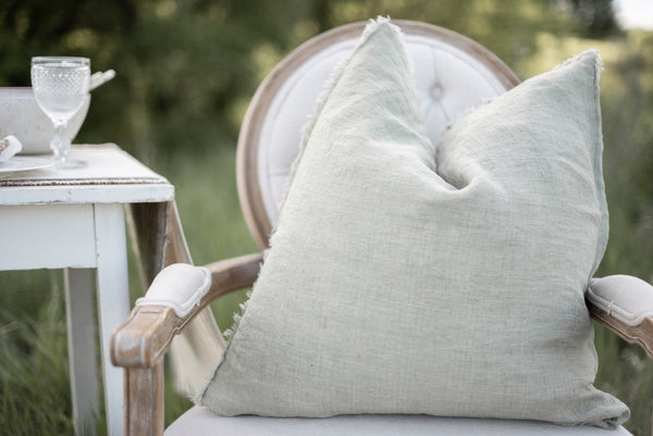 Lina Linen Pillow