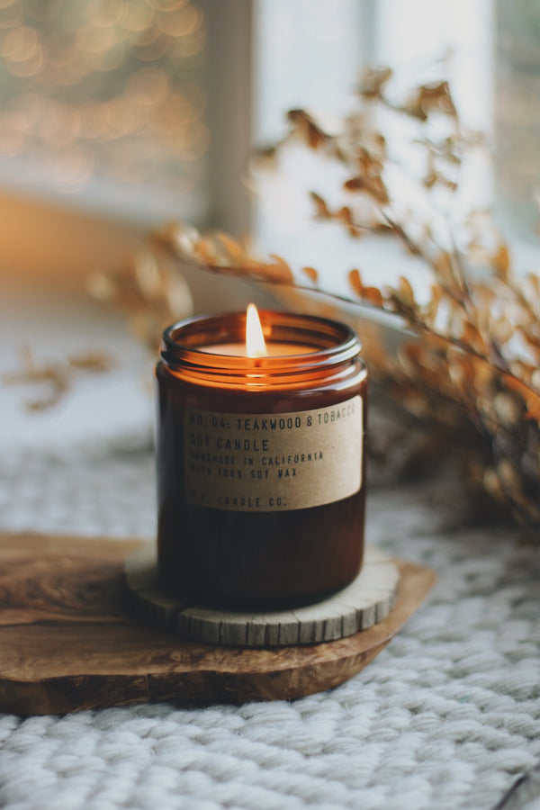 NO.04: Teakwood Candle