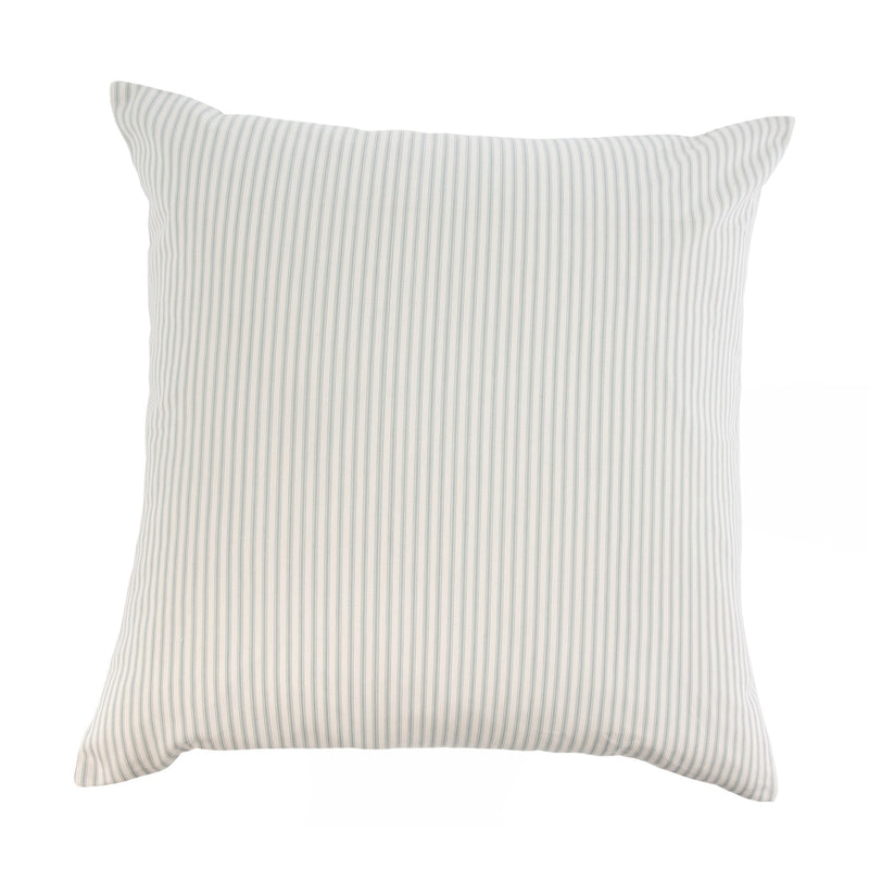 Ticking Cushion - Gray