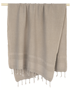 Aheste Stonewashed Turkish Towel