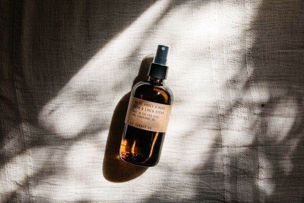 NO. 11: Amber + Moss - Room + Linen Spray 7.75 oz